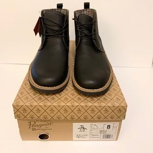 Men's New Size 8 Penguin Chukka Boots